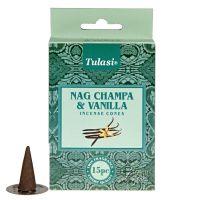 Vonné františky Tulasi Nag Champa Vanilla