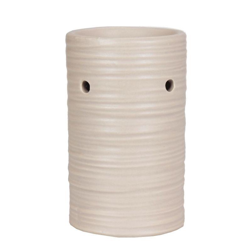 Aromalampa Vroubek 13 cm šedá