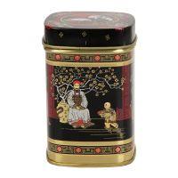 Dóza na čaj Black jap 50 g plechová