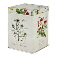 Dóza na čaj Botanica 100 g plechová