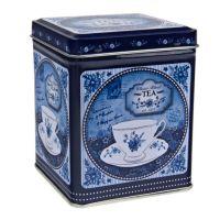 Dóza na čaj Modrobílá romance 50 g