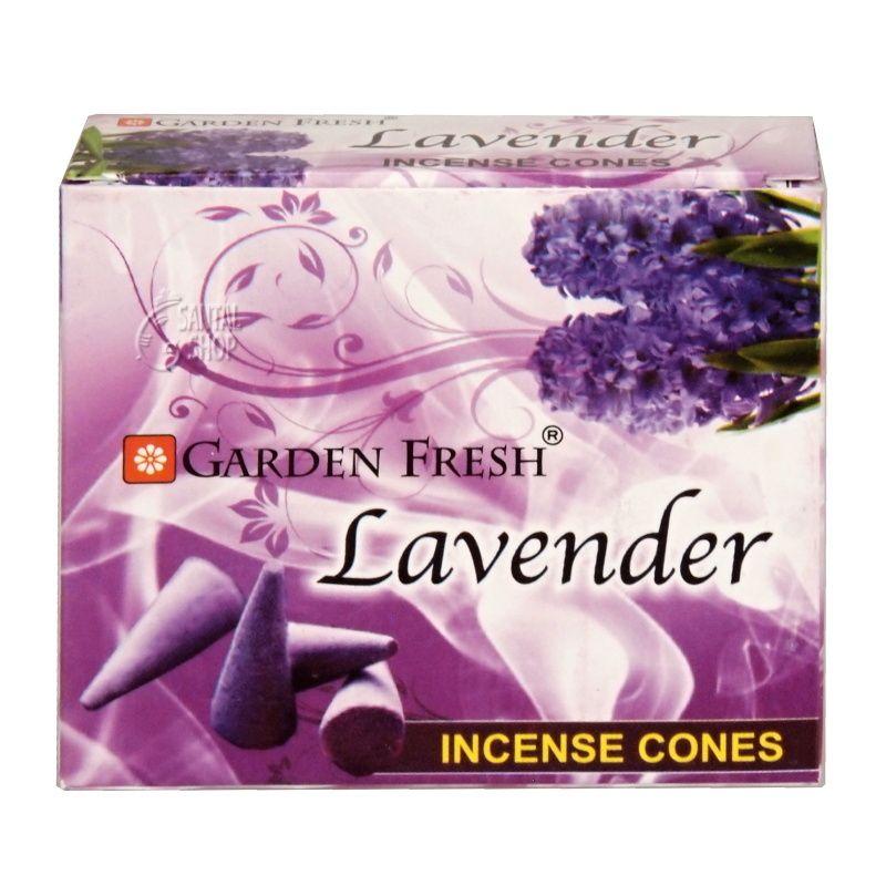 Garden Fresh Lavender indické vonné františky 20 ks