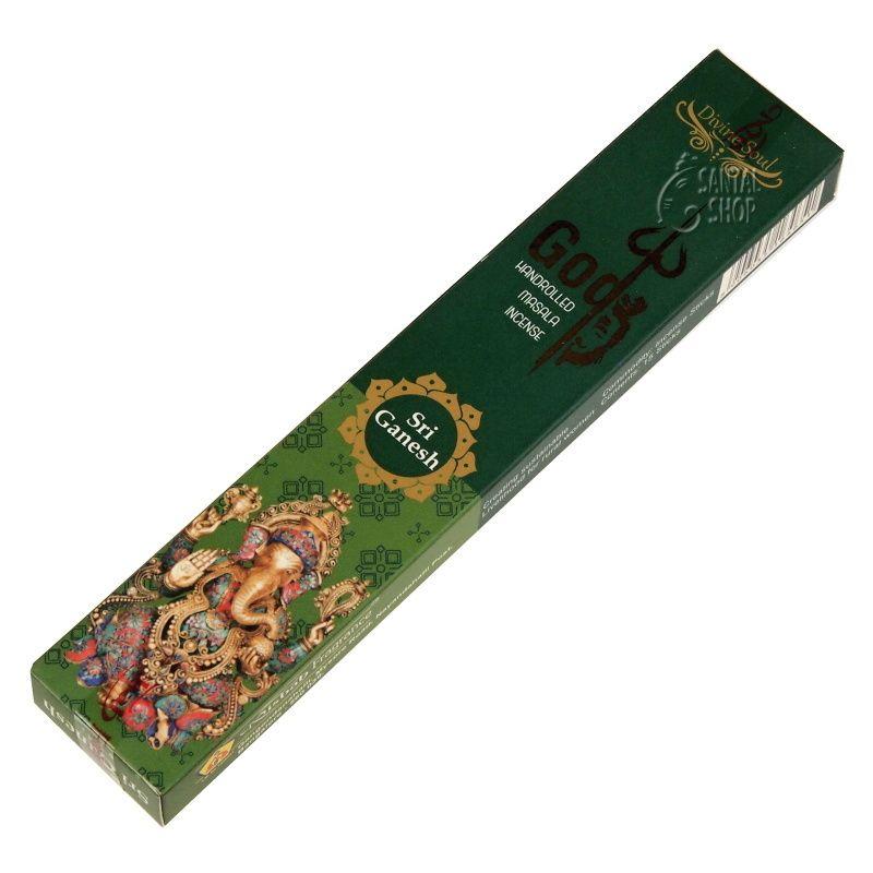 Misbah Sri Ganesh indické vonné tyčinky 15 ks