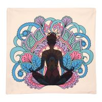 Povlak na polštář Meditace sada 2 ks