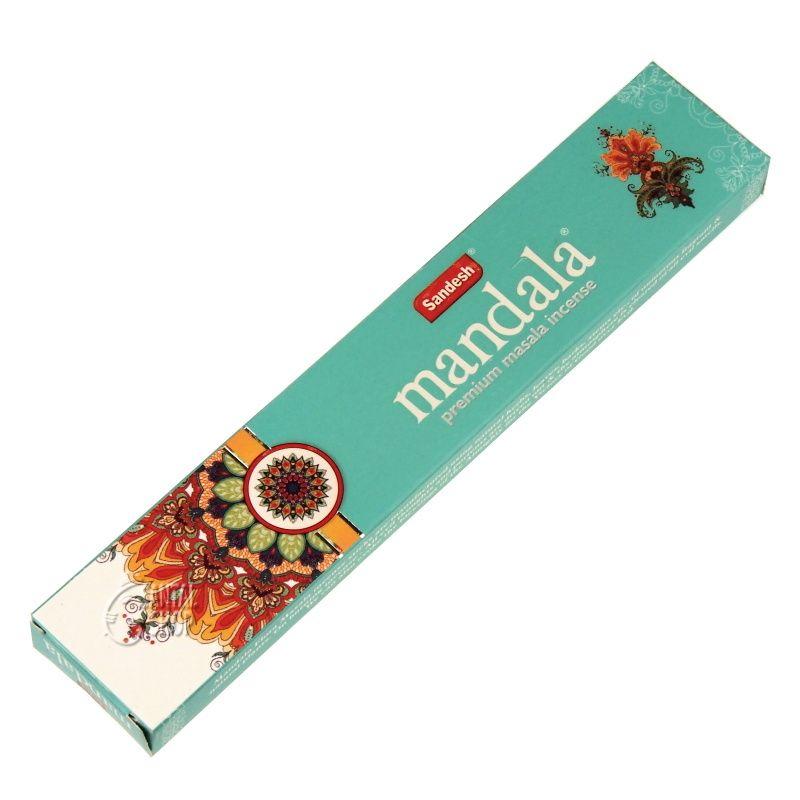 Sandesh Mandala indické vonné tyčinky 15 ks