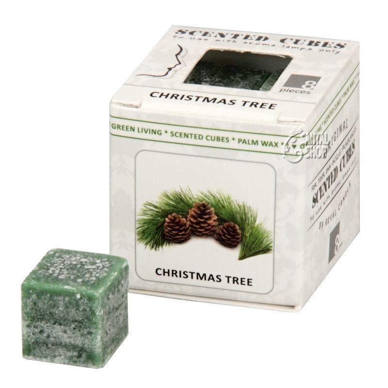 Scented cubes vonný vosk Christmas tree (vánoční strom)