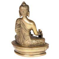 Soška kovová Buddha 13,5 cm I