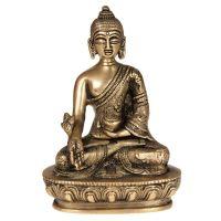 Soška Buddha kov 13,5 cm I