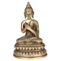 Soška Buddha kov 14 cm II