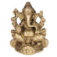 Soška Ganesh kov 10 cm I
