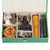 Tibetské vonné tyčinky Gift Pack Dorje dárková sada