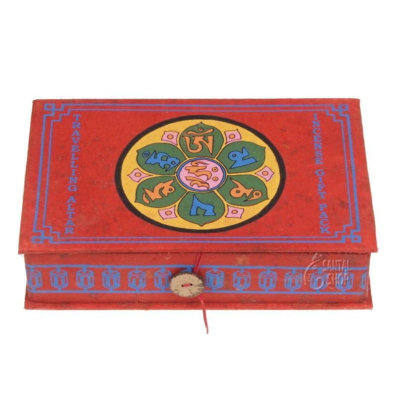 Tibetské vonné tyčinky Gift Pack Lotus dárková sada