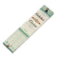 Vonné tyčinky Goloka Divine 15 g