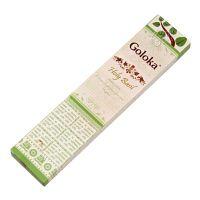 Vonné tyčinky Goloka Holy Basil 15 g