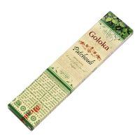 Vonné tyčinky Goloka Patchouli 15 g