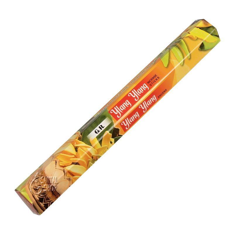 GR Ylang ylang indické vonné tyčinky 20 ks