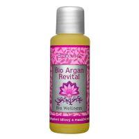 Saloos tělový a masážní olej Bio Argan Revital 50 ml