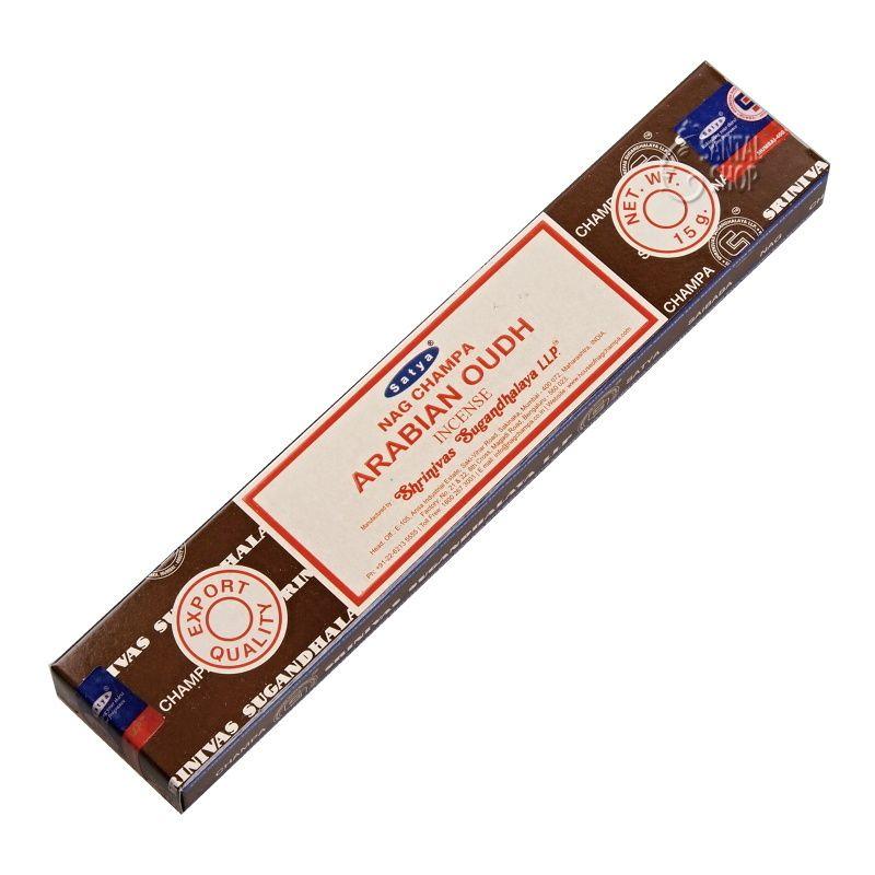 Satya Arabian Oudh indické vonné tyčinky 15 g