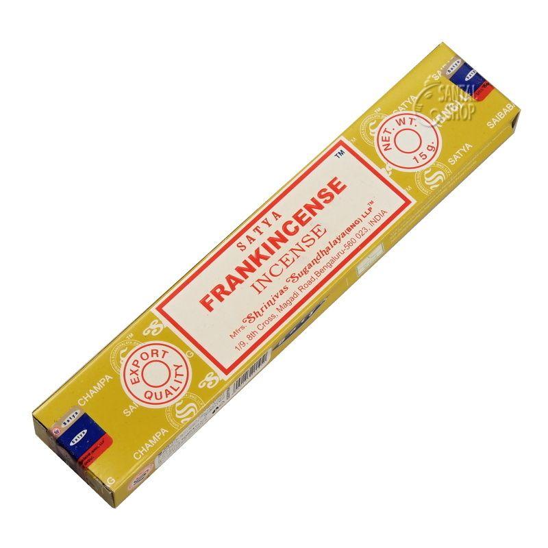 Satya Frankincense indické vonné tyčinky 15 g
