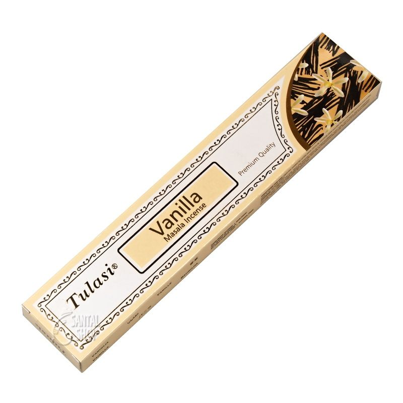Tulasi Masala Premium Vanilla indické vonné tyčinky 15 g