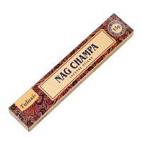 Vonné tyčinky Tulasi Nag Champa 15 g