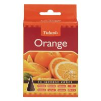 Vonné františky Tulasi Orange - Pomeranč