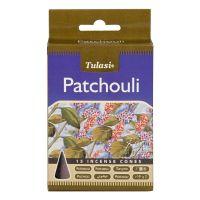 Vonné františky Tulasi Patchouli - Pačuli