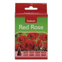 Vonné františky Tulasi Red rose - Červená růže