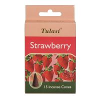 Vonné františky Tulasi Strawberry - Jahoda