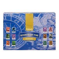 Vonné tyčinky Tulasi Zodiac sada 24 x 20 ks