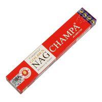 Vonné tyčinky Vijayshree Golden Nag Champa 15 g