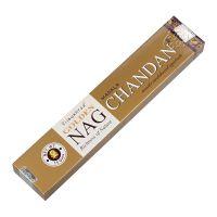 Vonné tyčinky Vijayshree Golden Nag Chandan 15 g