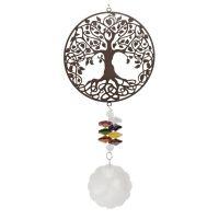 Závěsná dekorace Sundrop Strom života 9,5 cm
