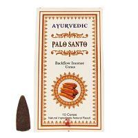 Vonné františky Ayurvedic Palo Santo tekoucí dým