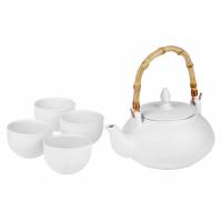 Čajová souprava Tamari 0,85 l porcelánová