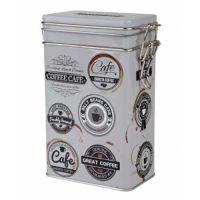 Dóza na kávu Barista 250 g s klipem