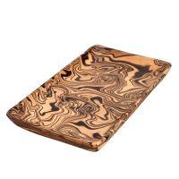 Tác dřevěný Hydrographic Mango 25 x 18 cm