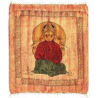 Přehoz Ganesh žíhaný 235 x 210 cm