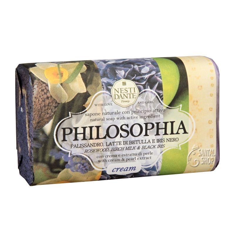 Nesti Dante Philosophia mýdlo Cream 250 g