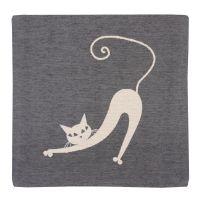 Povlak na polštář Kočka 40 x 40 cm