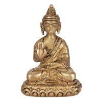Soška Buddha kov 07 cm VI