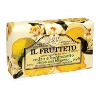 Nesti Dante Il Frutteto mýdlo Citrón a bergamot 250 g