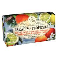 Nesti Dante Paradiso Tropicale mýdlo Limeta a mosambi 250 g