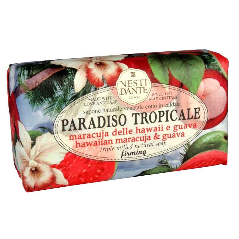 Nesti Dante Paradiso Tropicale mýdlo Marakuja a guava 250 g