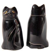 Soška Kočka buvolí roh 6 cm