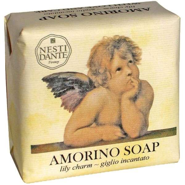 Nesti Dante Amorino soap mýdlo Lily Charm 150 g