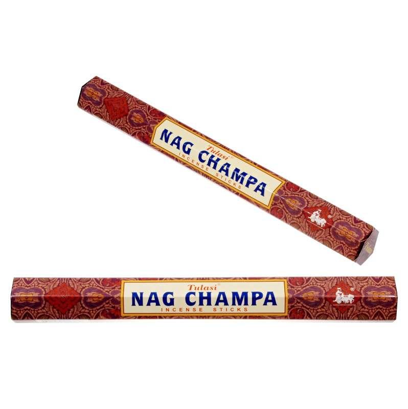 Vonné tyčinky Tulasi Nag Champa