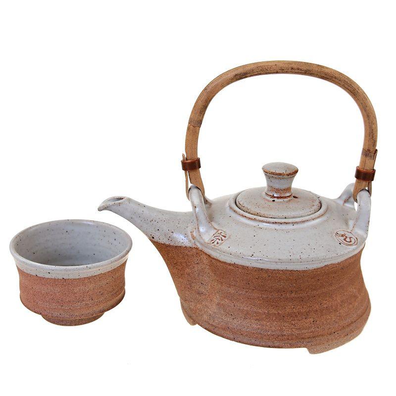 Čajová souprava Namaste 0046 0,45 l keramická Žíla