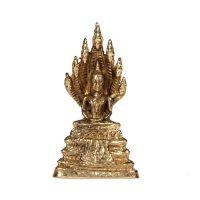 Soška Buddha kov mini 3,5 cm