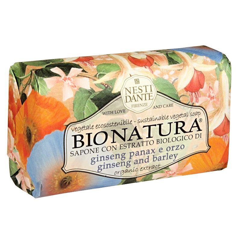 Nesti Dante Bionatura mýdlo Ženšen a ječmen 250 g